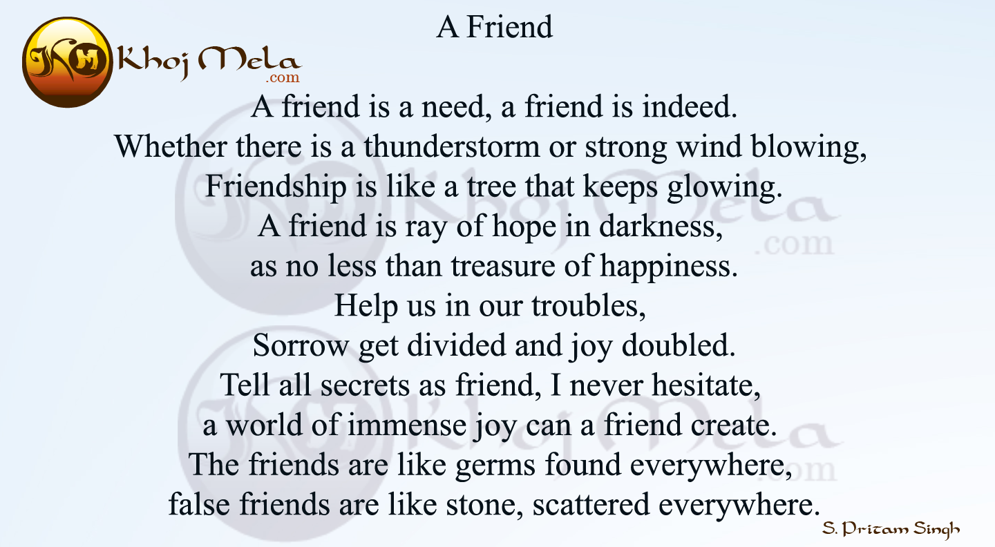 English Quotes About Friendship A Friendenglish Poemskhojmelakhojmela