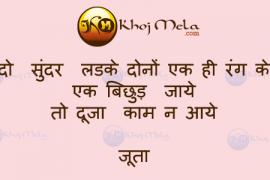 Hindi Paheliyan - Bin Btaye raat ko Aate hai - KhojmelaKhojmela